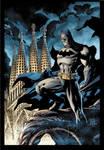 Batman over Barcelona