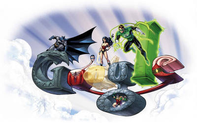 Google homepage art I did by jimlee00