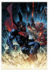 Superman Unchained #6 cover art