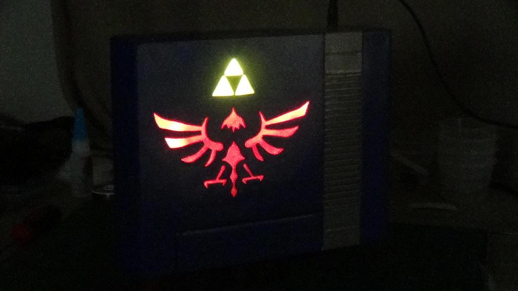 Custom Legend of Zelda NES (47) by devastator006