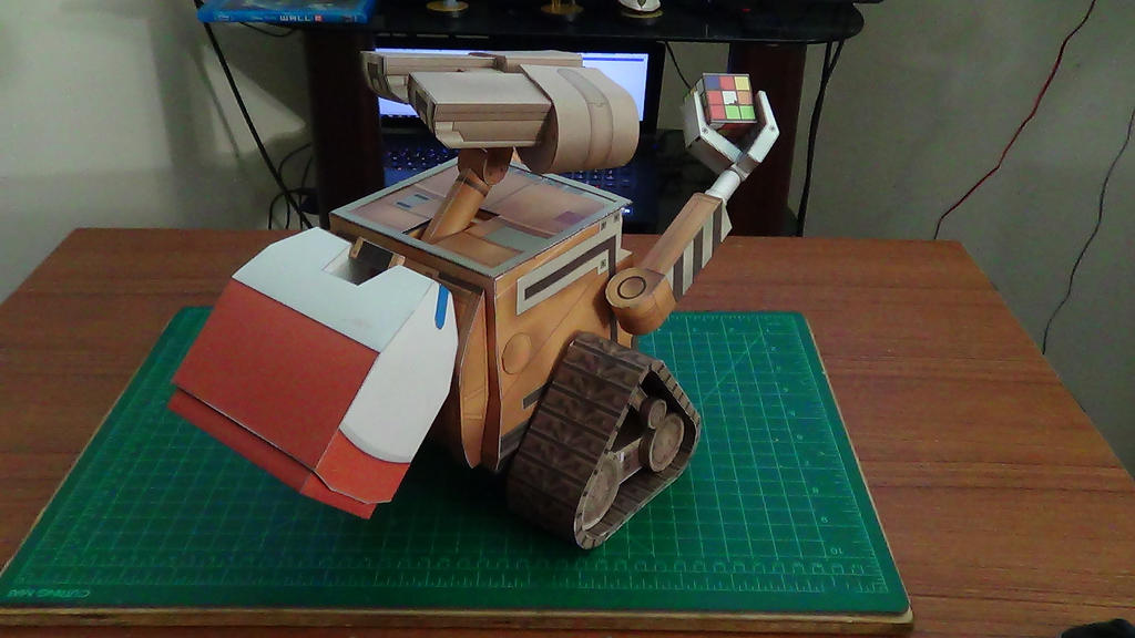 Wall-E (6) by devastator006