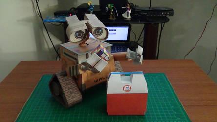 Wall-E (7) by devastator006