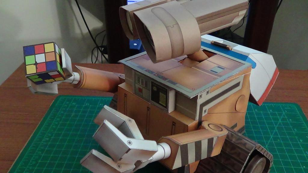 Wall-E (9) by devastator006