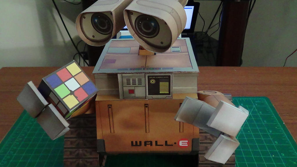 Wall-E (10) by devastator006