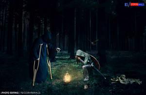 The Dark Forest Manipulation GORV96WALLS  by gorv96