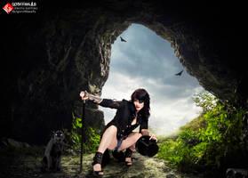Tha Dark Cave Manipulation GORV96WALLS  by gorv96