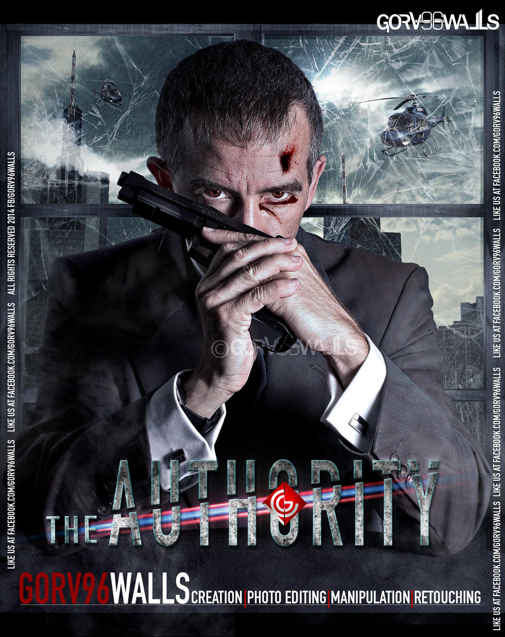 The Authority |gorv96walls|