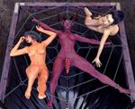 Demon pit by Majystine