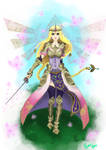 Princess Zelda/Hyrule Warriors