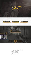 dubT new identity by deer-designs