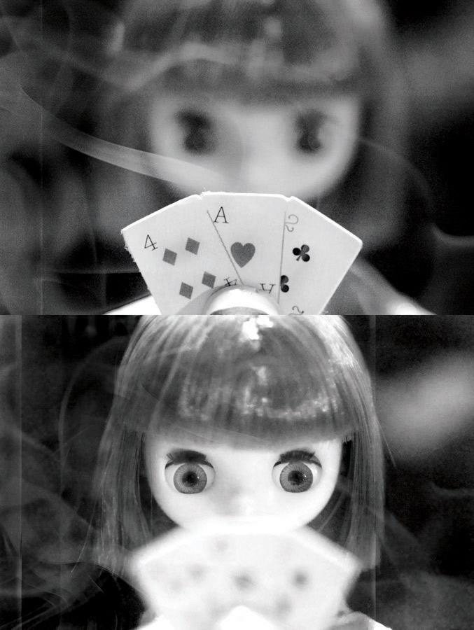 meet sally the magician by yayaaja