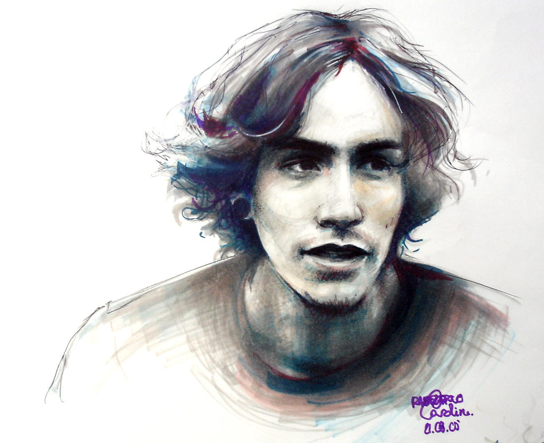Brandon Boyd by Beulette on