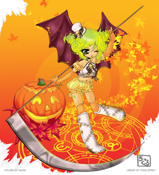 Happy Halloween 2007 by yrialinsight