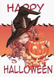 Halloween's crazy drawings week : J- 6 ! by yrialinsight