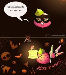 Halloween's crazy drawings week :J-5 ! by yrialinsight