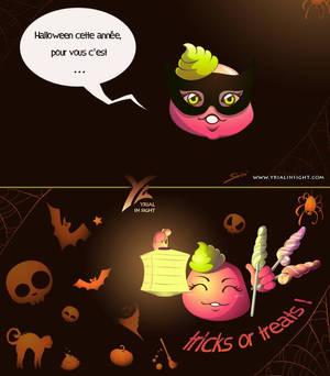 Halloween's crazy drawings week :J-5 !