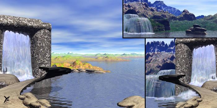 Testing waterfalls creation