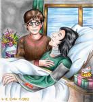 Get well soon, Professor Snape