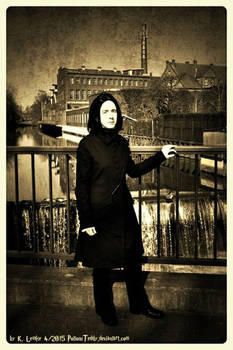 Snape at Spinner's End 01