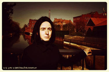 Snape at Spinner's End 02