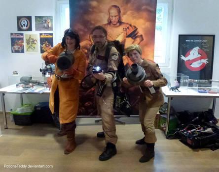 Vigo and the Ghostbusters