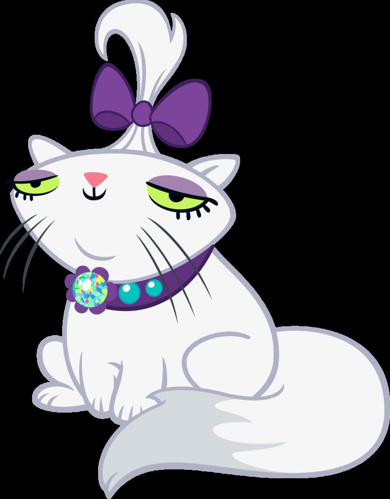 Rarity Cat by zozi664