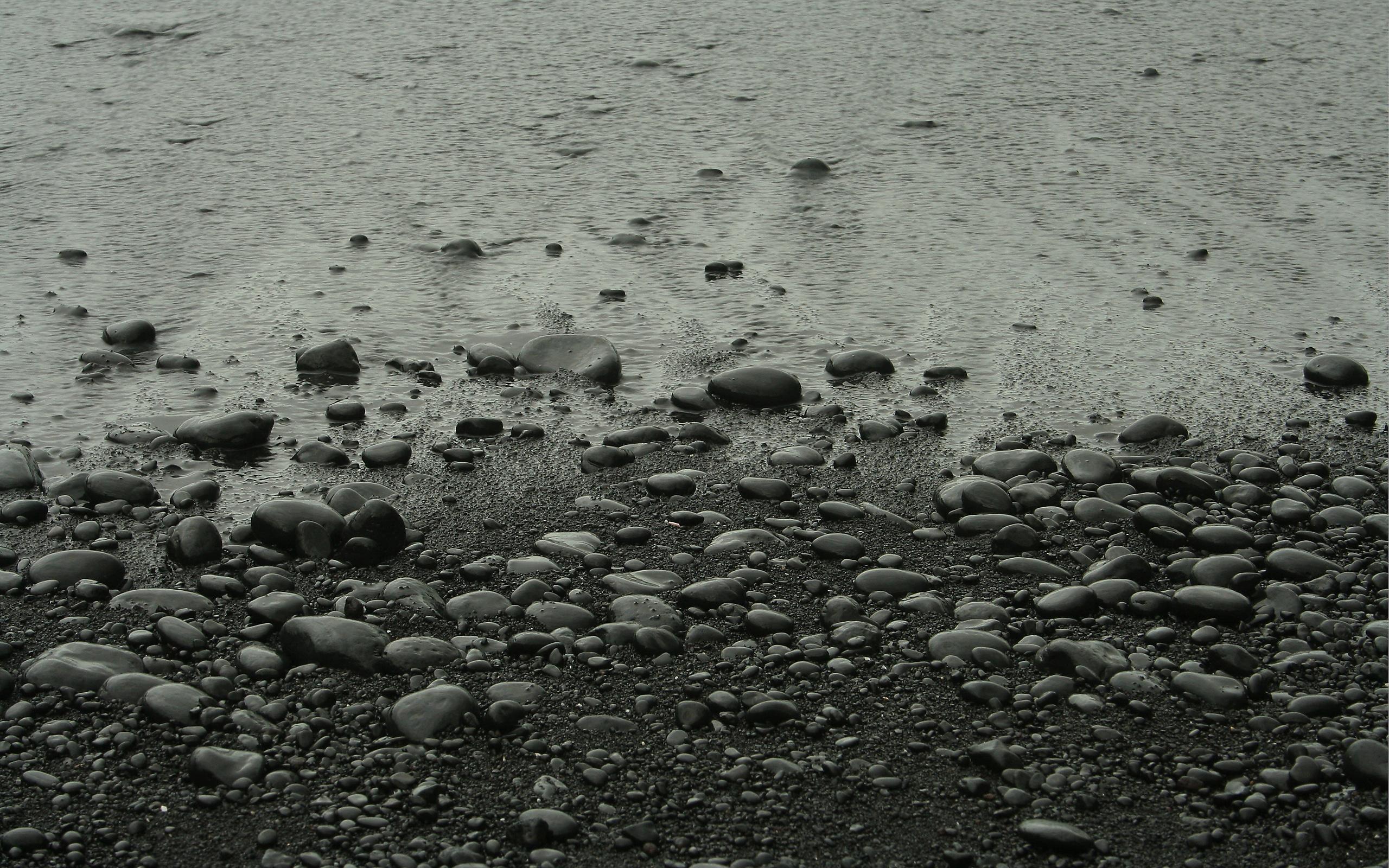 Black Sand Beach By Krannichfeld On Deviantart
