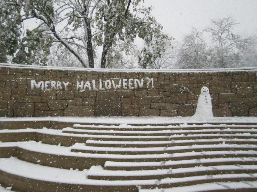 Merry Halloween by melzika