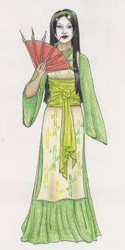 Yukimi noh Daiomoru