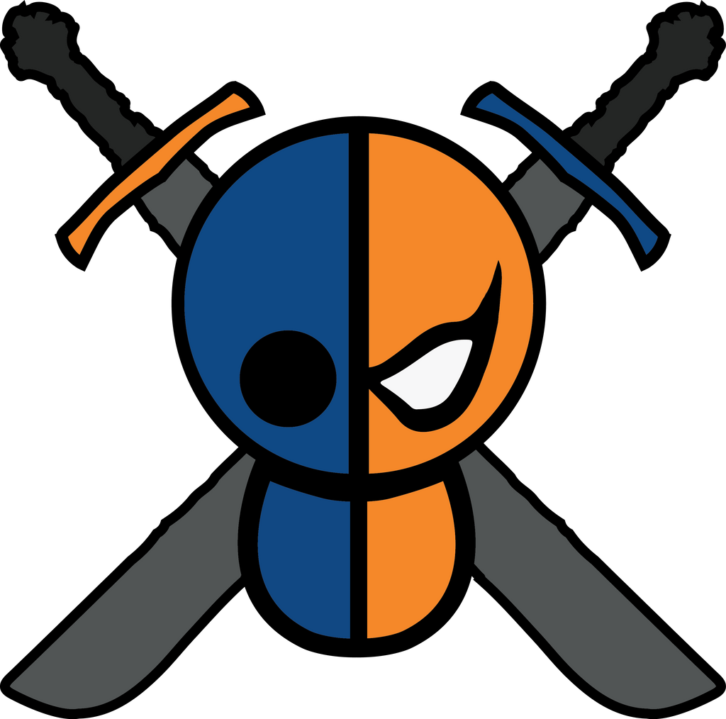 Deathstroke Mask Symbol | www.imgkid.com - The Image Kid ...