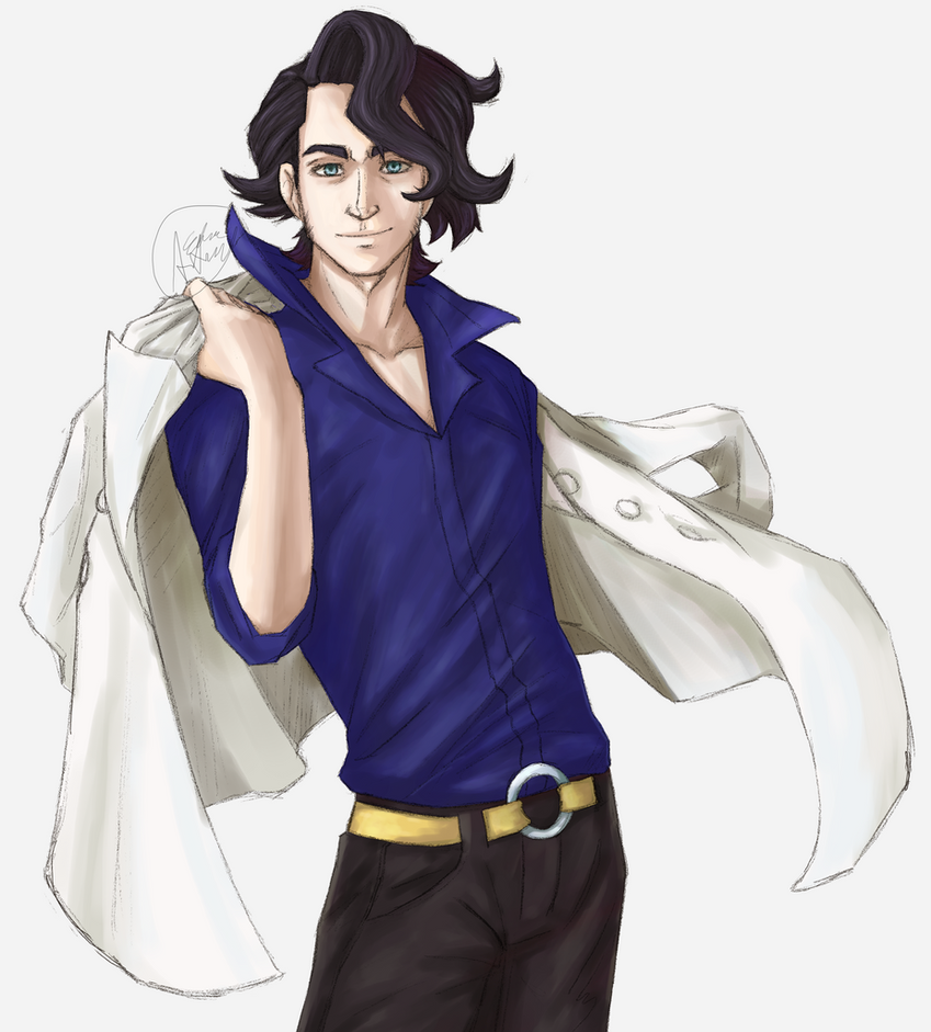 Prof. Sycamore by Veevee-Girl