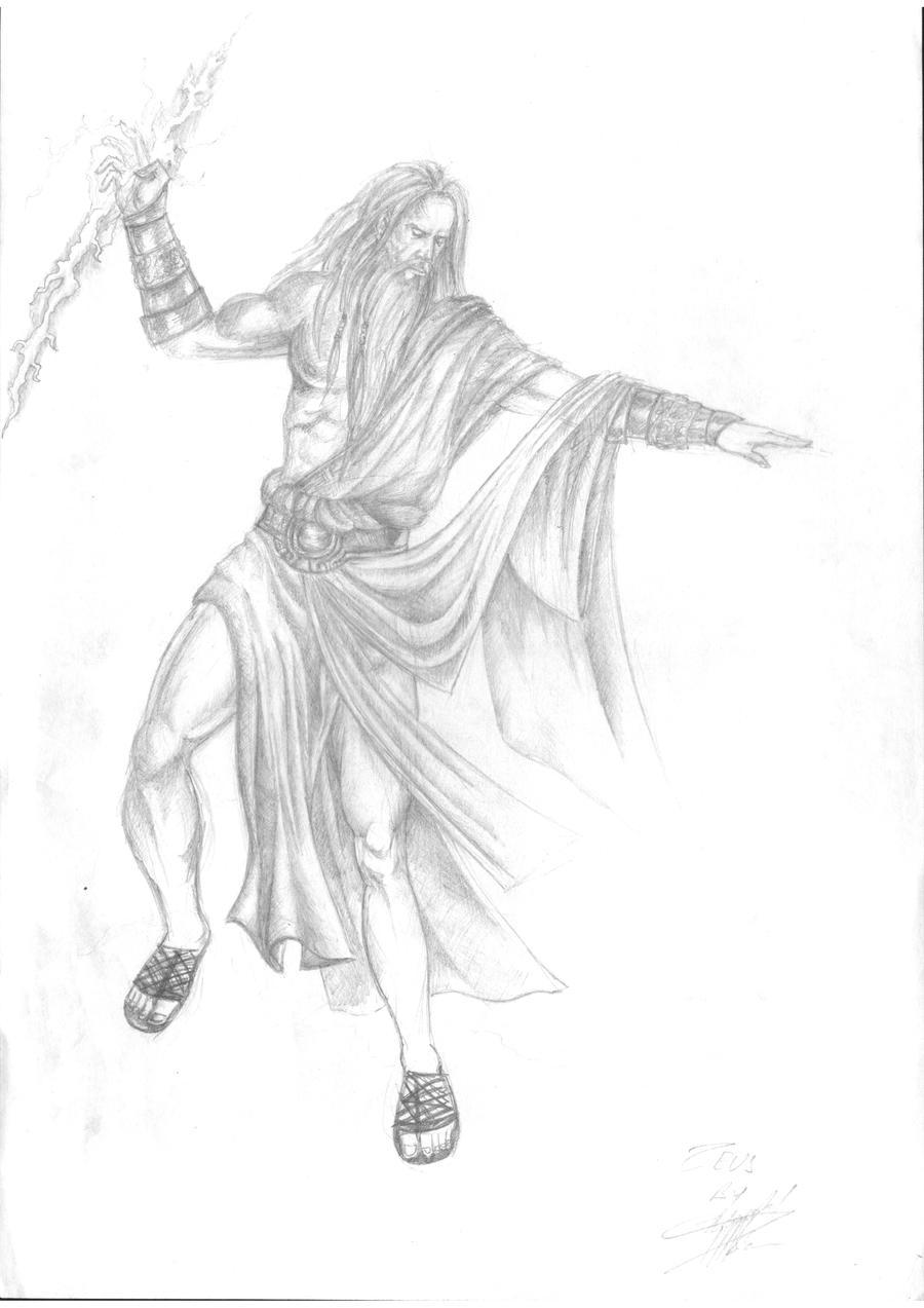 Zeus by corruptedprince