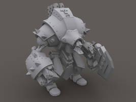Warmachine - Juggernaut 2014