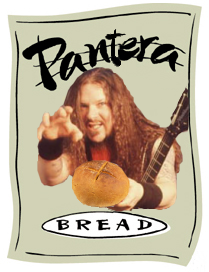 Pantera Bread by innervision13