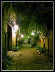 Philadelphia Alley by Geayzus