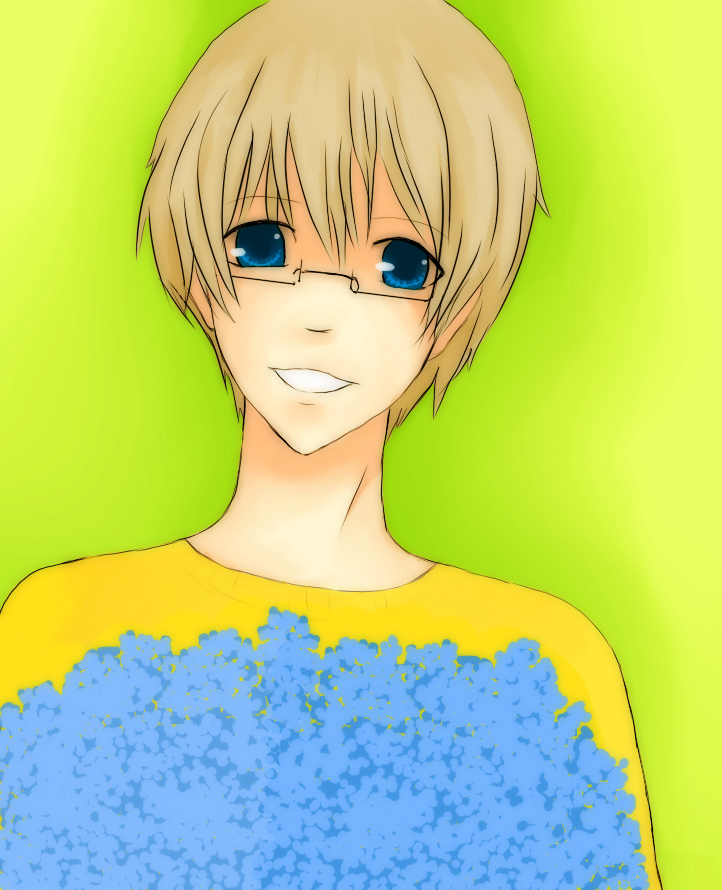 APH: Flowers for you by Yukie-sama