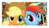 AppleDash Stamp v2 by DreamingHeart-Stamps