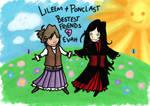 Lileem + Ponclast: BFF