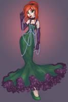 Disney Red Carpet- Ariel by Chixiepixie