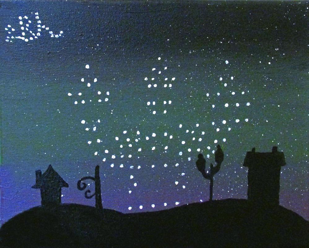 Constellation by Kerjadae386