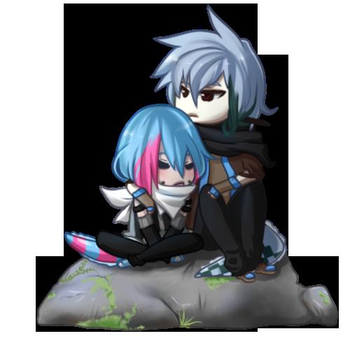 Let me rest a little while by vannbun