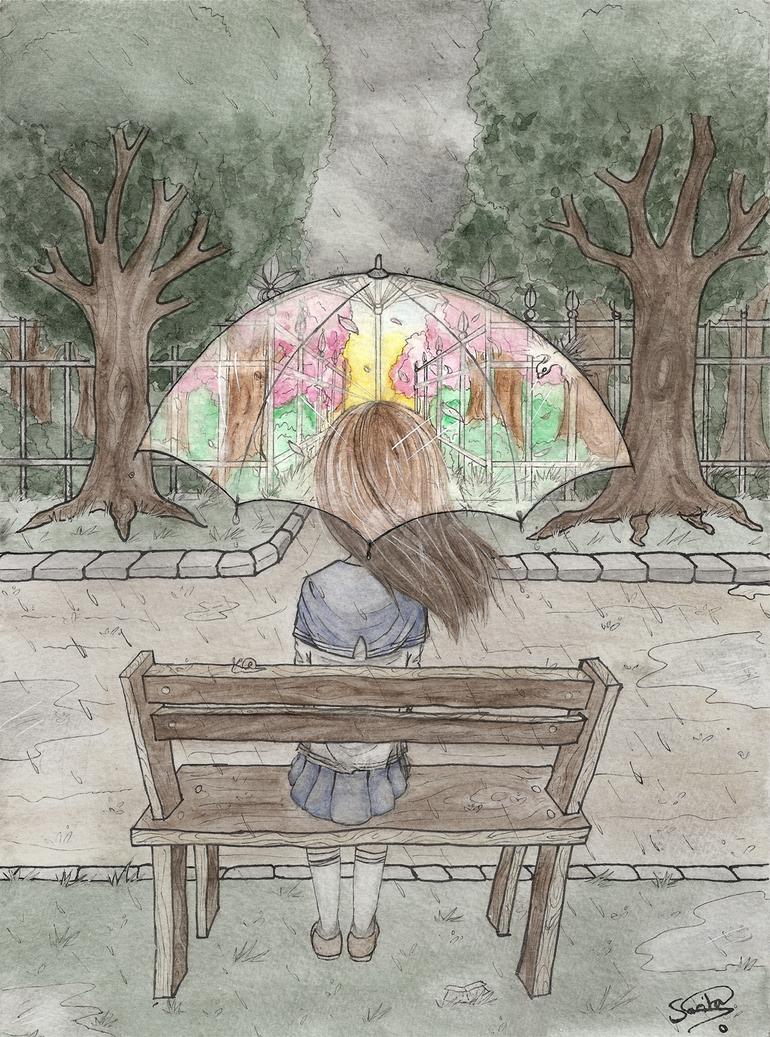 Umbrella by Sarita-MyWorld