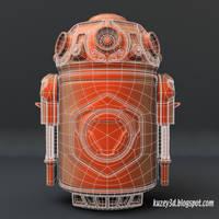 Star Wars Droid: Wip6