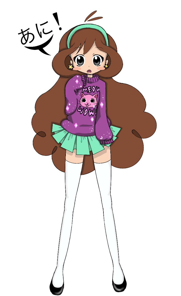 Mabel Pines - Gravity Falls by Chr-ali3