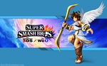 Pit Wallpaper - Super Smash Bros. Wii U/3DS