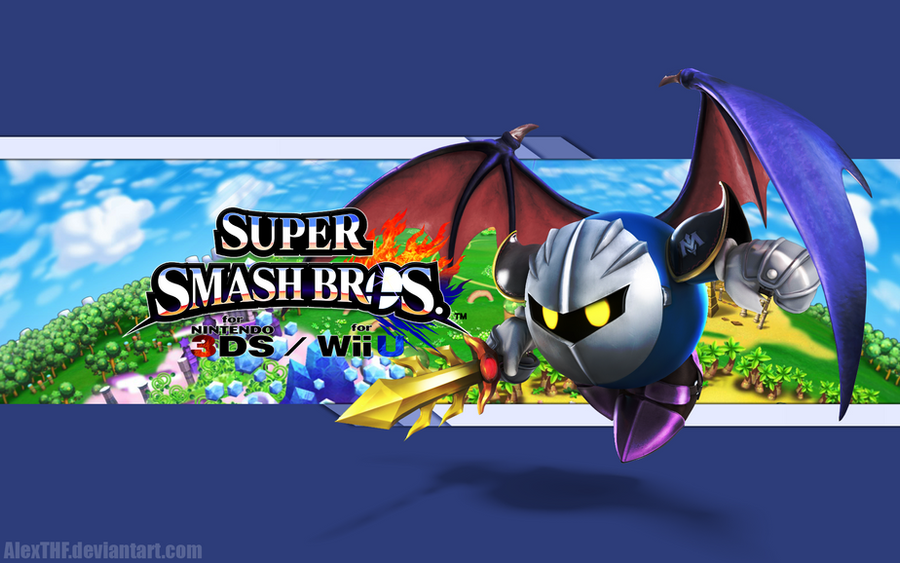 Meta Knight And Kirby Wallpaper