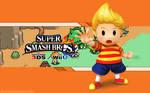 Lucas Wallpaper - Super Smash Bros. Wii U/3DS