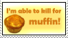 Muffin Stamp by Avell-Angel