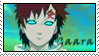 Stamp Request - Gaara by Avell-Angel