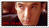 John Cusack Stamp by Avell-Angel